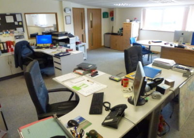 office area | Regent Coaches | Kent