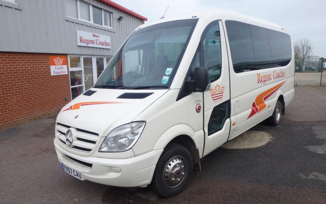 19 Seat Minibus