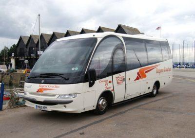31 Seat Executive | Regent Coaches | Kent