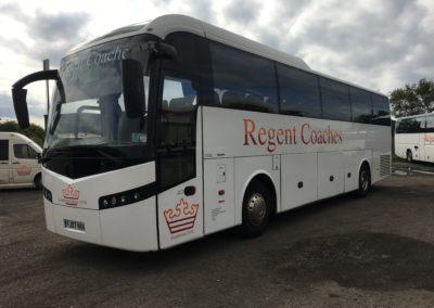 49/51 Seat Executive | Regent Coaches | Kent