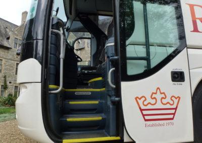 53 Seat Executive | Regent Coaches | Kent