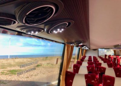 38 Seat Executive inside | Regent Coaches | Kent